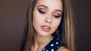 Классный Вечерний Макияж! BENEFIT, ANASTASIA BH, MAYBELLINE {DARY YORK}(В этом видео я покажу, как создать красивый летний вечерний макияж! ВСЕМ ОГРОМНОЕ СПАСИБО ЗА ПРОСМОТР!..., 2016-07-31T05:17:21.000Z)