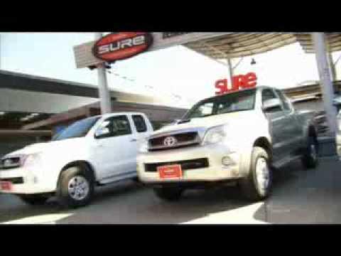 Toyota Sure @ united สาขาเทพารักษ์