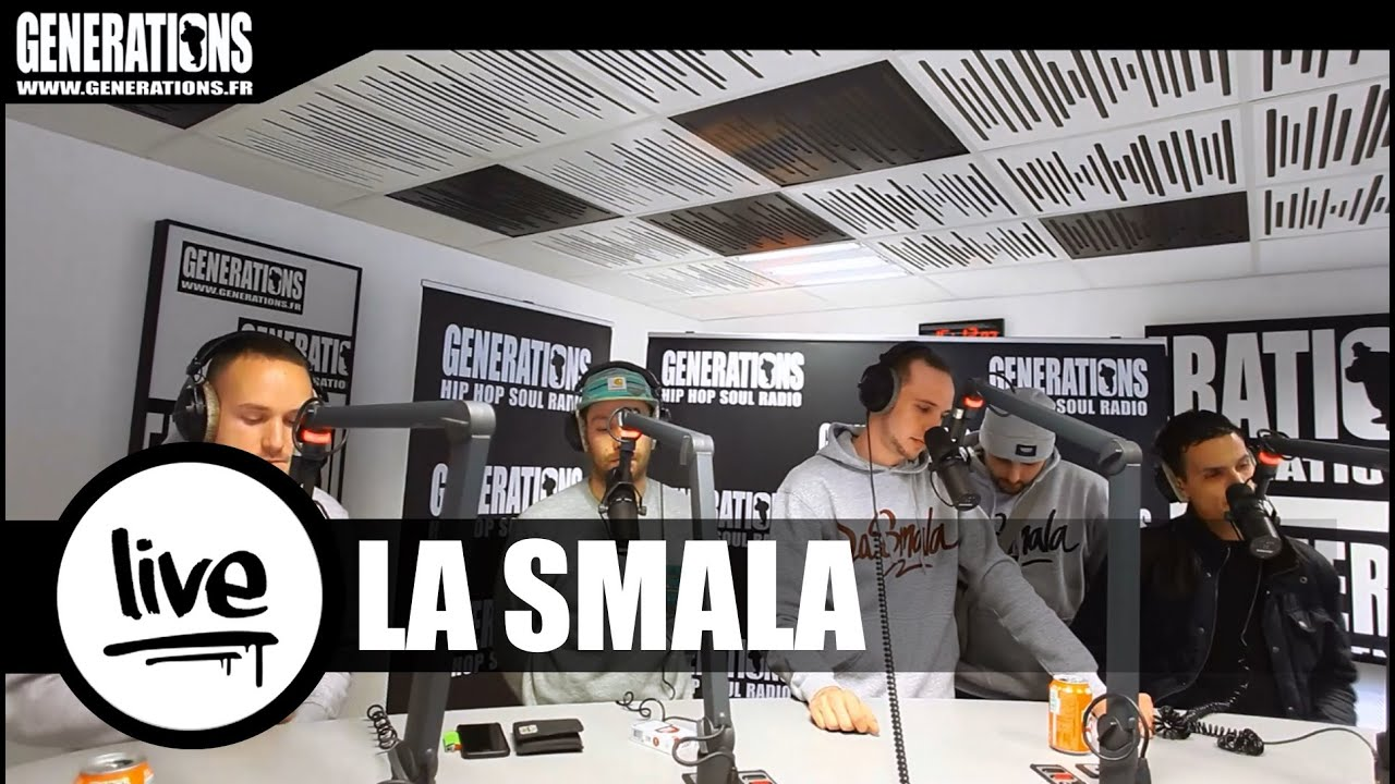 la smala vague à lâme