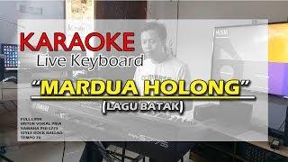 MARDUA HOLONG - OMEGA TRIO - KARAOKE LIVE KEYBOARD