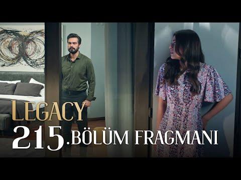 Emanet 215. Bölüm Fragmanı | Legacy Episode 215 Promo