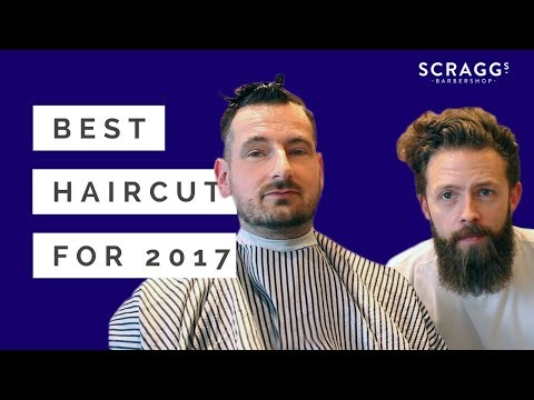 Best Haircut for 2017! 💈✂ Scragg's Barbershop in Liverpool