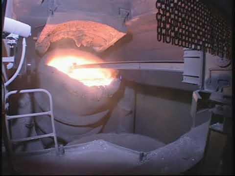 Stahlwerk Hoesch Phoenix Dortmund Hörde Thyssen Krupp Steel Works 1/2