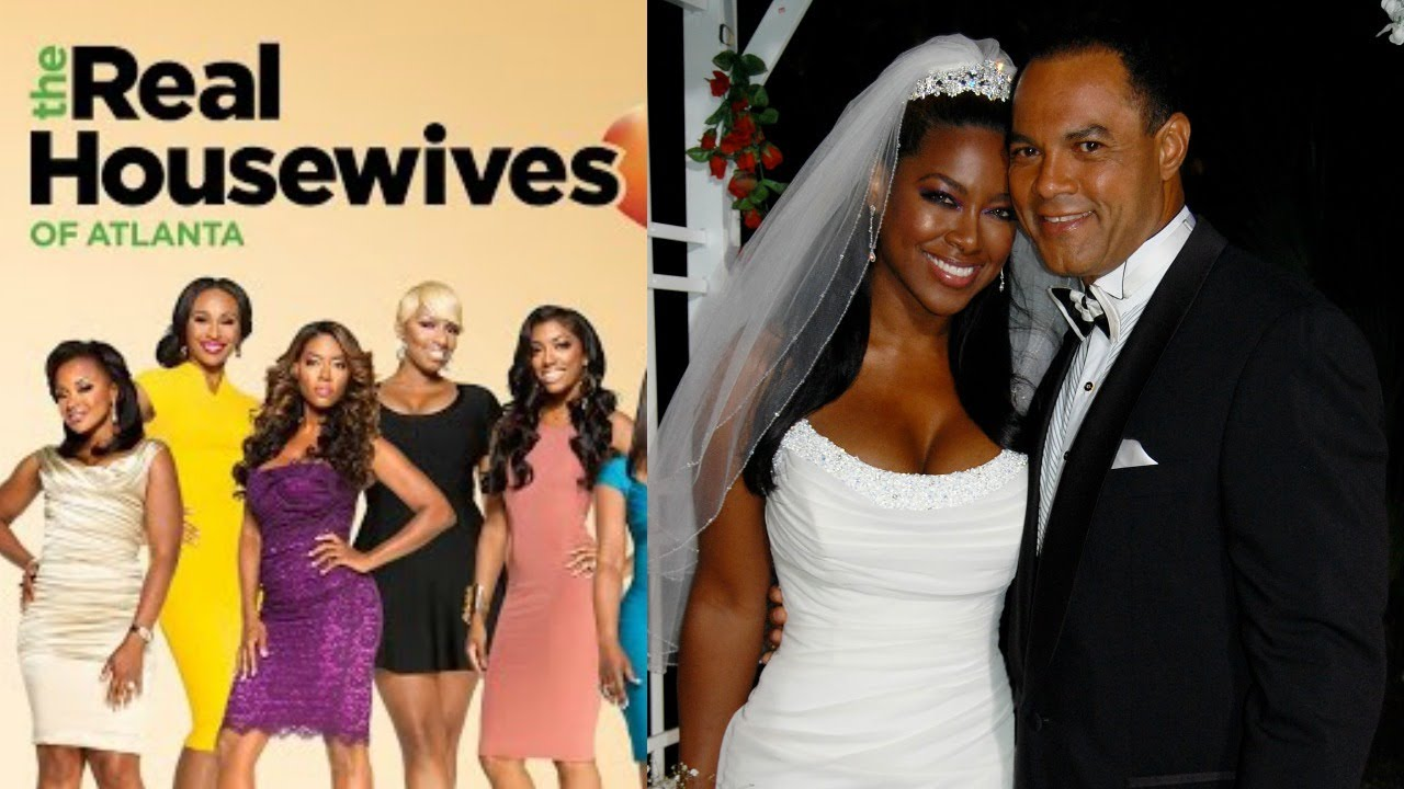 Image result for Kenya Moore in HOT WATER after SECRET MARRIAGE