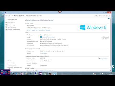 How To Enable Remote Desktop On Windows 8