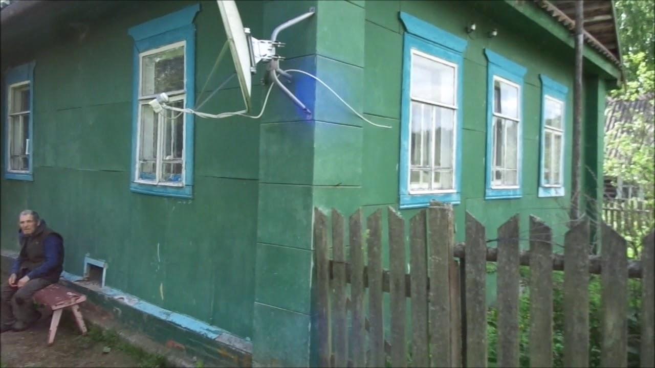 Заброшенная деревня Июль 15, 2017г