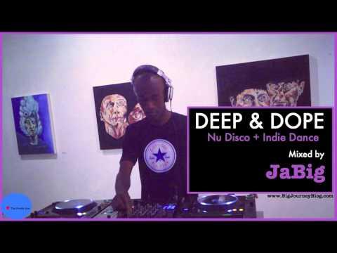 Deep Disco Daft Punk Style House Music Mix by DJ JaBig - DEEP & DOPE