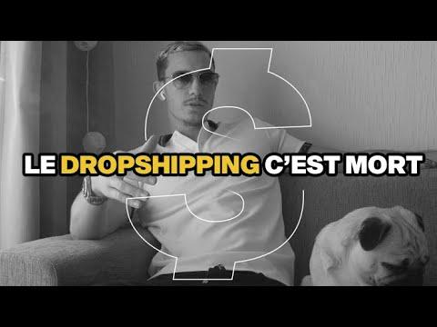 LE DROPSHIPPING C'EST MORT ☠️⛔️ | JEAN CAISSE JOUR 3