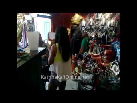 Katrina Kaif Shooting Meherbaan Bang Bang