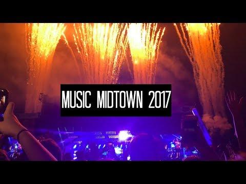MUSIC MIDTOWN 2017 VLOG