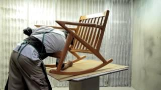 Jensen Rocking Chair by Mid-Century Modern Home