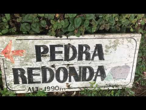 Trilha da Pedra Redonda em Monte Verde