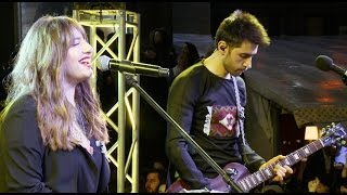 Garik & Sona  - Lorke (live at Aznavour square) HD