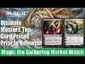 MTG Market Watch: Ultimate Masters Top Card Prices Prior to Release