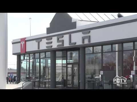 Update on the Tesla Motors store in Salt Lake City, Utah