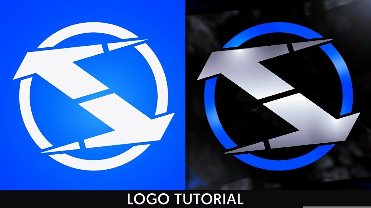 how to make custom youtube logo