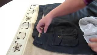 видео Ушить брюки