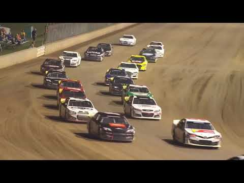 ARCA Menards Series 2019. DuQuoin State Fairgrounds. Full Race