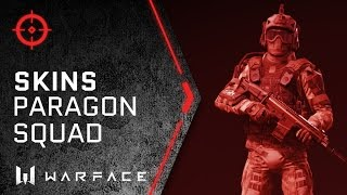 Warface - Skins - Paragon Squad
