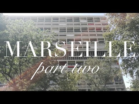 THE MARSEILLE VLOGS PT 2: A Vlogging Fail + Unité d'Habitation • Margaret Belle