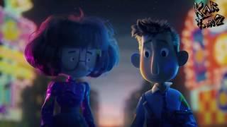 Marshmello ft.Bastille - Happier (animation video song)