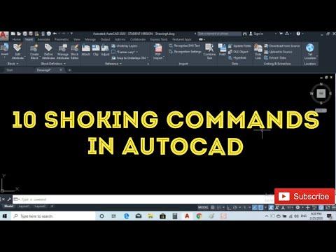 AutoCAD New 10