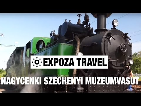 Nagycenki Szechenyi Muzeumvasut (Hungary) Vacation Travel Video Guide