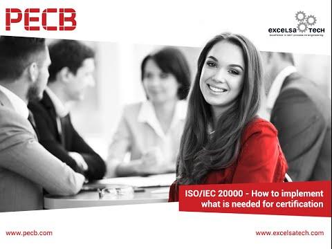 Winning approach towards successful ISO IEC 20000 Certification