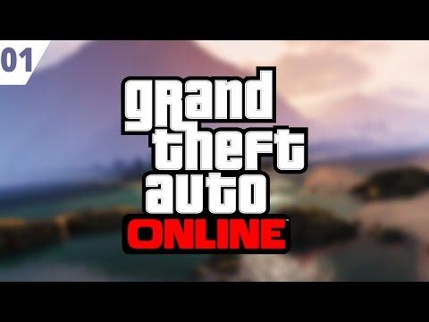 GTA Online Xbox One (Svenska) EP01 - Forever Alone