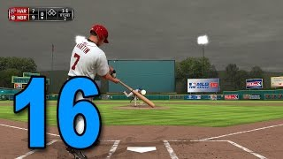 MLB 15 Road to The Show - Part 16 - HOME RUN! (Playstation 4 Gameplay)