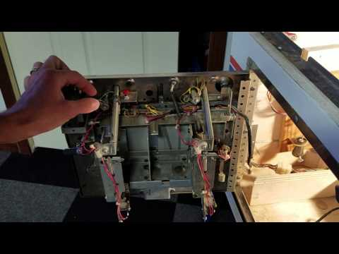 How To Install LED Flipper Buttons On Early SS Pinball Machine! Bally Edition