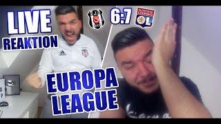 CanBroke | Europa League Viertelfinale BJK - OL | Live Reaktion