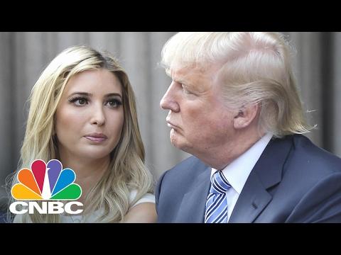 President Donald Trump: Nordstrom Treated Ivanka So Unfairly | CNBC