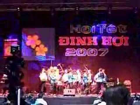 Bai Ngoi Ca Que Huong Hat Dance