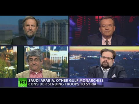CrossTalk on Syria: Road to peace?