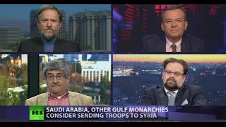 CrossTalk on Syria: Road to peace?