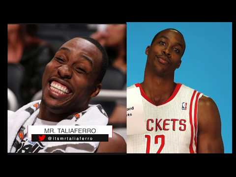Dwight Howard Traded From Atlanta Five Minutes After Asking Twitter Followers About D.Russell Trade