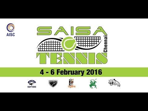 SAISA Tennis-2015-16 Day1