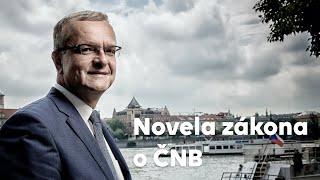Miroslav Kalousek - Novela zákona o ČNB