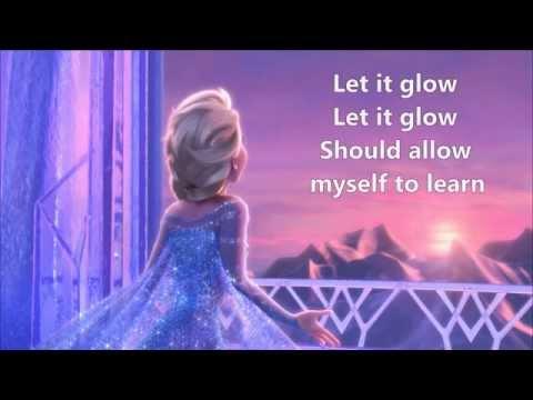 Let A New Day Dawn (Let It Glow Fire!Elsa REPRISE)