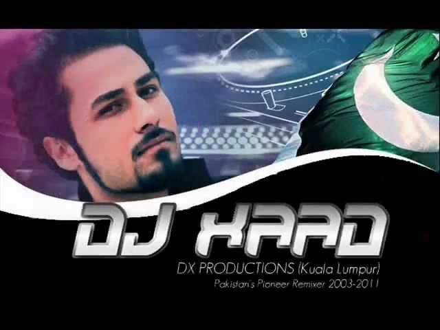Dil Dil Pakistan Instrumental Beat Mix Dj Xaad Feat. Sahara Rockers)