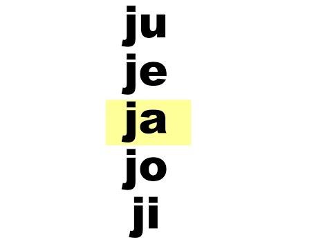 Las Sãlabas Ja Je Jbriframe Titleyoutube Video Player Width