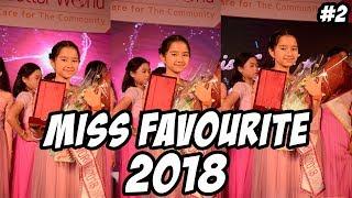 Detik-detik Naya menjadi Miss Favourite Kidzania Indonesia 2018 !! #2