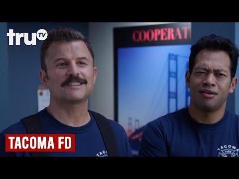 Tacoma FD - Firefighters vs. Cops | truTV