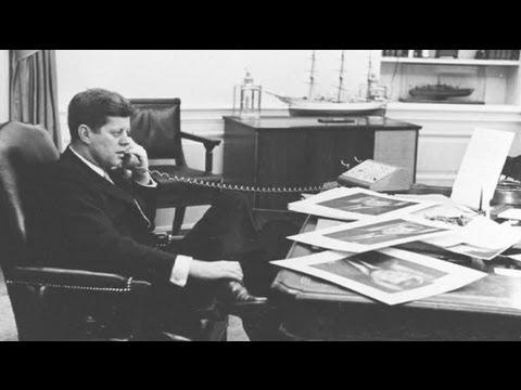 Last secret JFK tapes released