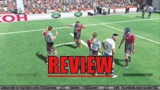 Rugby 18 Review - PS4