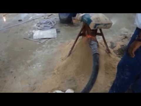 Mortar Master VSE500 Sand/Cement Mortar/Screed Pump Singapore