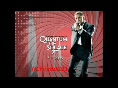 007 Quantum Of Solace - The Game: White