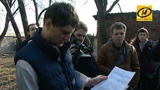 Жилой дом тормозит строительство станции метро «Вокзальная» в Минске
