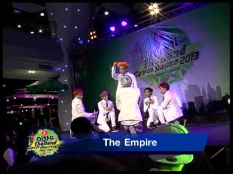 Oishi Cover Dance 2013_21 : The Empire